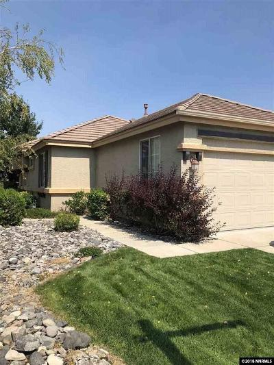 Sparks Single Family Home Back On Market: 2604 Lawry