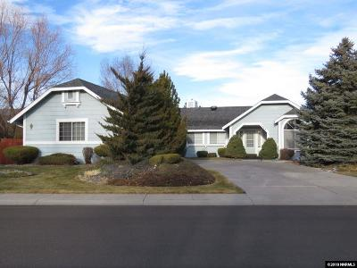 Minden Single Family Home Active/Pending-Loan: 1024 Wisteria Dr