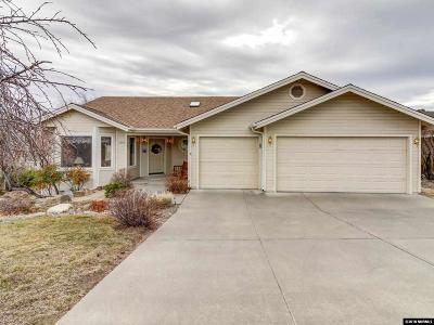 Reno Single Family Home For Sale: 2248 Pioneer Drive