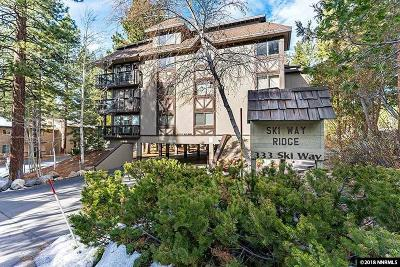 Incline Village Condo/Townhouse Active/Pending-Call: 333 Ski Way #277 #277