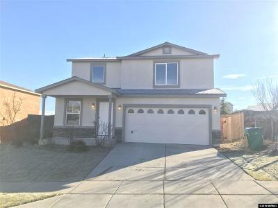 Reno Single Family Home Active/Pending-Call: 8834 Sunset Breeze Dr