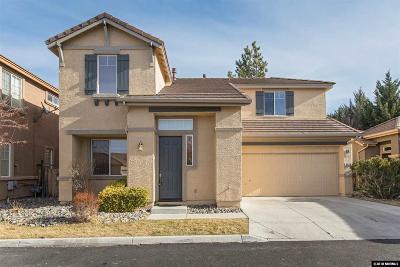 Sparks Single Family Home Active/Pending-Loan: 6228 Black Cinder Court