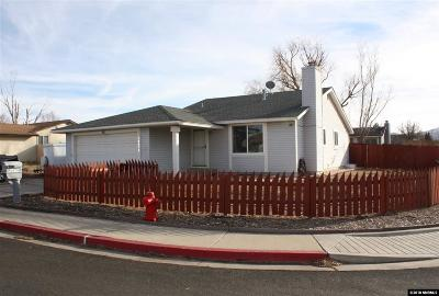 Reno Single Family Home For Sale: 10076 Atwood St