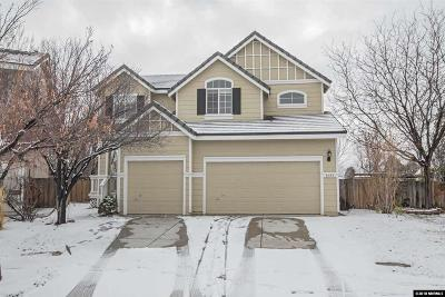 Sparks Single Family Home For Sale: 3075 Grand Island Court