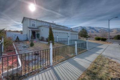 Reno Single Family Home Active/Pending-Loan: 8714 Sunset Breeze