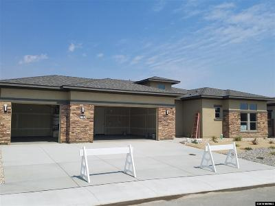 Fernley Single Family Home For Sale: 148 Snowy Plover Way