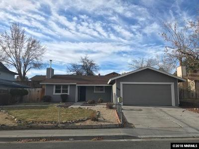 Reno Single Family Home Active/Pending-Call: 1765 Severn Drive