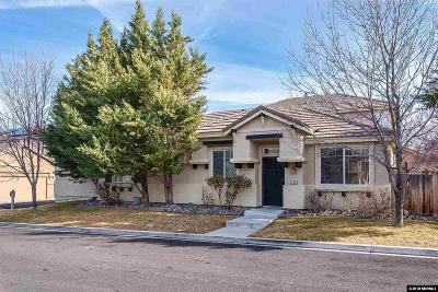 Sparks Single Family Home Active/Pending-House: 6150 Black Gypsum Court