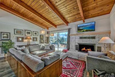 Zephyr Cove Single Family Home Active/Pending-Call: 673 Inspiration Drive