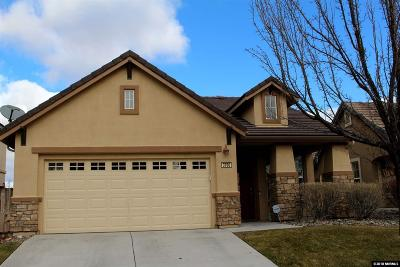 Sparks Single Family Home Active/Pending-Loan: 3766 Lepus Dr