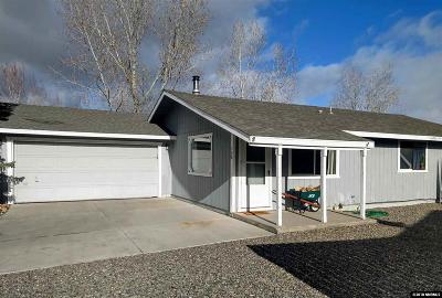 Gardnerville Single Family Home For Sale: 768 Hornet