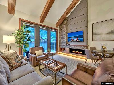 South Lake Tahoe CA Condo/Townhouse For Sale: $1,250,000