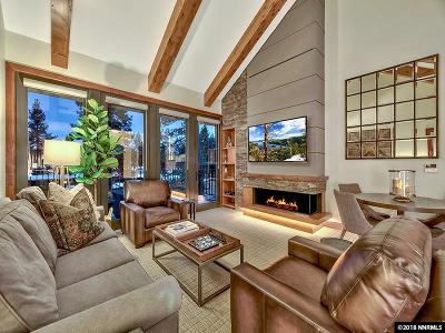 South Lake Tahoe CA Condo/Townhouse For Sale: $1,150,000