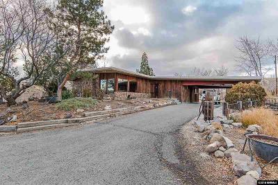 Reno Single Family Home For Sale: 3640 Lone Tree Ln.