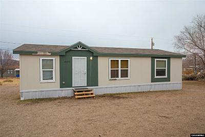 Reno Manufactured Home Active/Pending-Loan: 3935 Bobolink