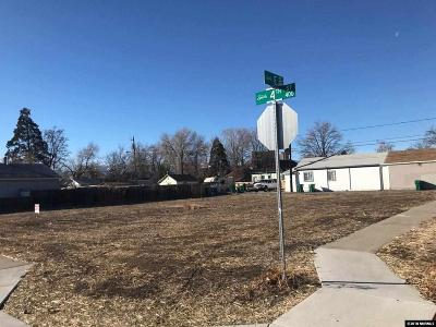 Sparks Residential Lots & Land For Sale: 445 4th Street