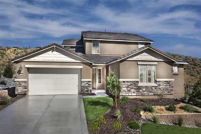 Reno Single Family Home For Sale: 10270 Rollins Drive
