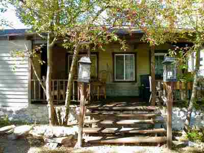 South Lake Tahoe CA Single Family Home For Sale: $409,000