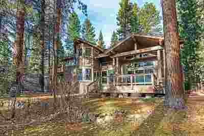 Incline Village Single Family Home For Sale: 831 Ophir Peak