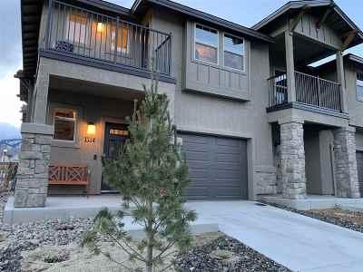 Carson City Condo/Townhouse For Sale: 1374 Campagni Ln