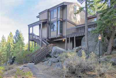 Zephyr Cove Condo/Townhouse Active/Pending-Loan: 46 Chalet