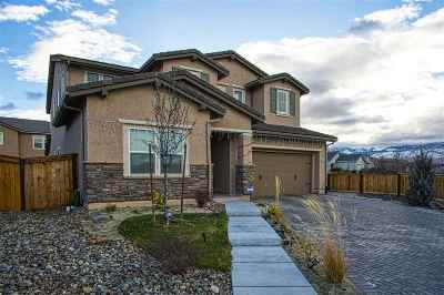 Reno Single Family Home For Sale: 1820 Cascade Stable