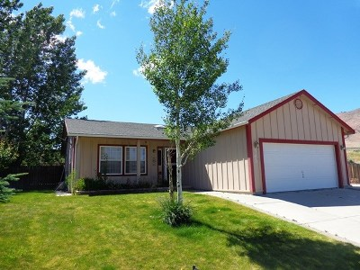 Winnemucca Single Family Home For Sale: 363 King's Avenue