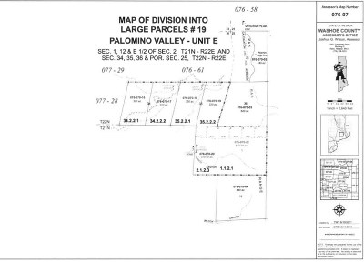 Reno Residential Lots & Land For Sale: Microwave Rd.