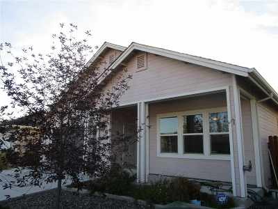 Reno Single Family Home For Sale: 4941 Hombre Way