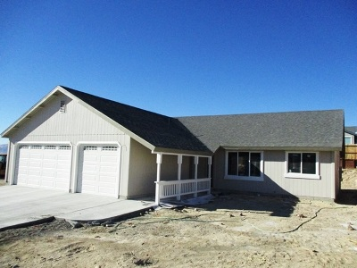 Winnemucca Single Family Home For Sale: 72 Planter St.