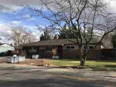 Reno Single Family Home Active/Pending-Call: 1170 Hardesty