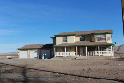 Yerington Single Family Home For Sale: 746 Amy