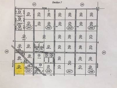 Paradise Valley NV Residential Lots & Land For Sale: $10,000