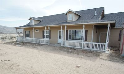 Reno Single Family Home For Sale: 15050 Frontier