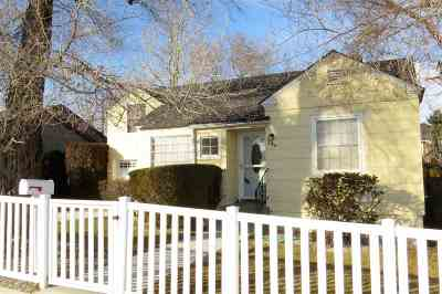 Reno Single Family Home For Sale: 345 Ardmore