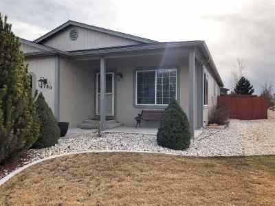 Reno Single Family Home For Sale: 17780 Gingko Court