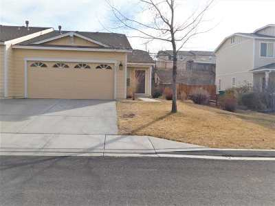 Reno Single Family Home For Sale: 8832 Red Baron Blvd. #NV