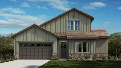 Washoe County Single Family Home For Sale: 8500 Gasprilla Way #Lot 182