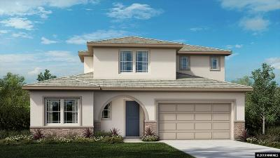 Verdi Single Family Home For Sale: 8530 Gasparilla Way #Lot 203