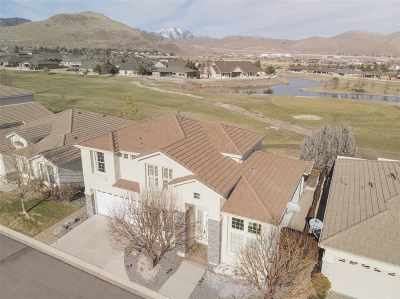 Carson City Single Family Home For Sale: 1191 Flintwood Dr.