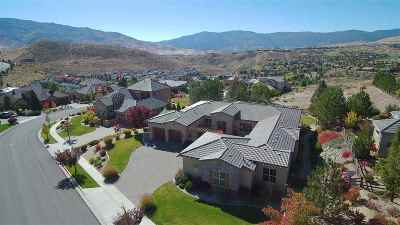 Reno Single Family Home For Sale: 1865 Dakota Ridge Trl