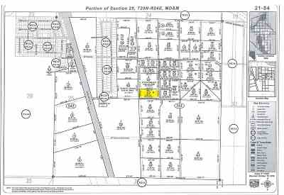 Fernley Residential Lots & Land For Sale: 23 S. Worsham Drive
