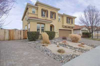 Reno Single Family Home Active/Pending-House: 485 Luciana Drive