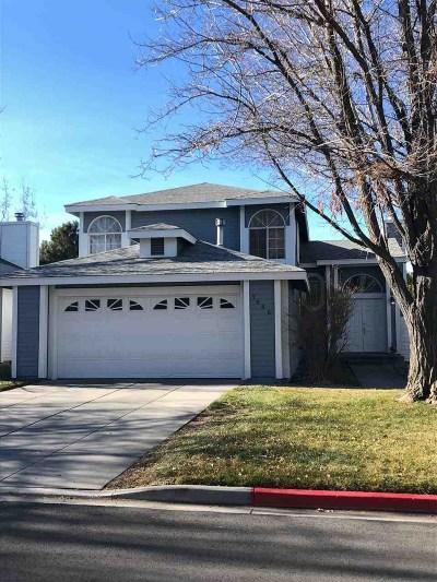 Washoe County Single Family Home Active/Pending-Call: 7555 Whimbleton Way