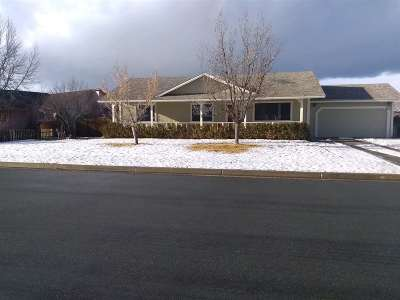 Sparks Single Family Home Active/Pending-Loan: 25 Nicole Court