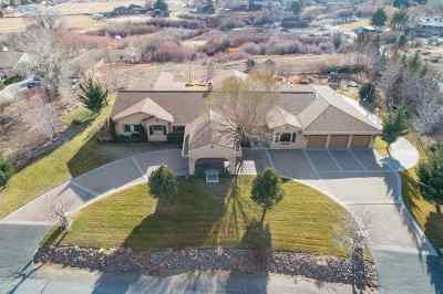 Washoe County Single Family Home Active/Pending-Loan: 3520 Frost