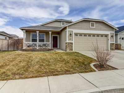 Reno Single Family Home Active/Pending-Loan: 10656 Brittany Park Dr