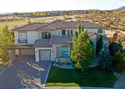 Reno Single Family Home For Sale: 6170 Sierra Mesa Drive
