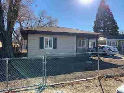 Reno Single Family Home For Sale: 1966 Bishop