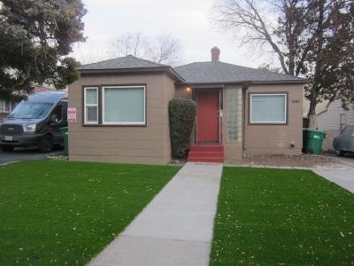 Reno, Sparks, Carson City, Gardnerville Multi Family Home For Sale: 1440 Lander Street
